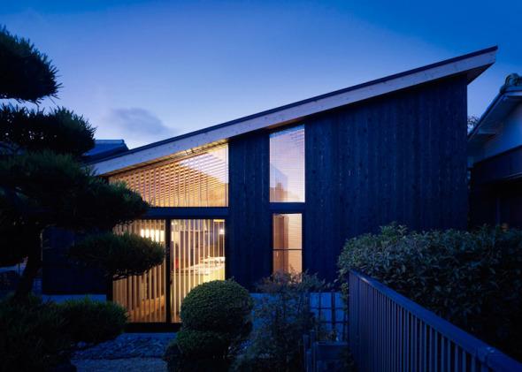 Casa generacional japonesa