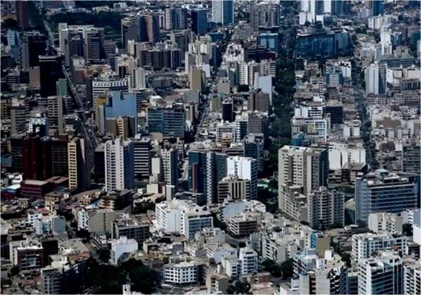 Las megaciudades en un mundo urbanizado