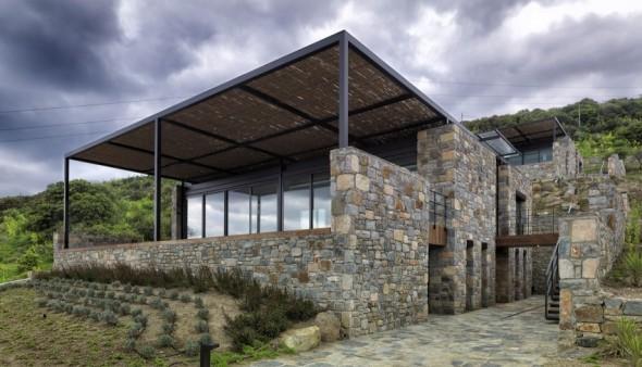 Conjunto habitacional de un nuevo lenguaje arquitectónico