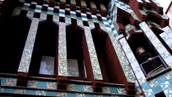 Casa Vicens de Antoni Gaudí abrirá sus puertas en 2016