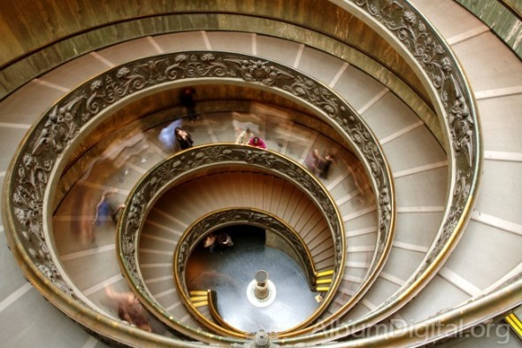 Las escaleras antiguas más espectaculares del mundo