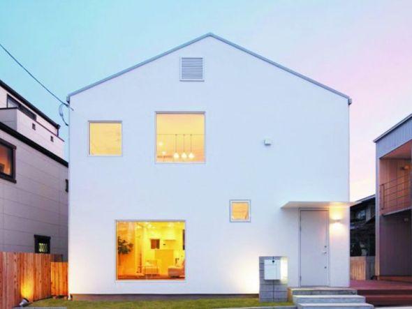 Las casas prefabricadas de Kengo Kuma