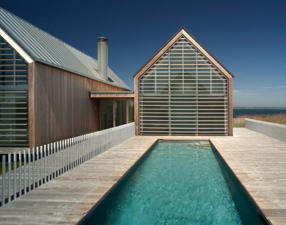 Casa en el océano