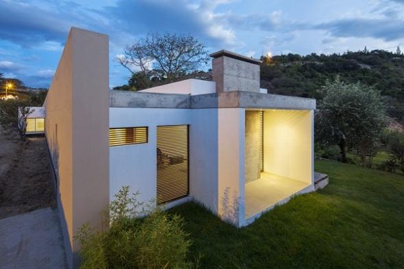 Combinando arquitectura y natulareza