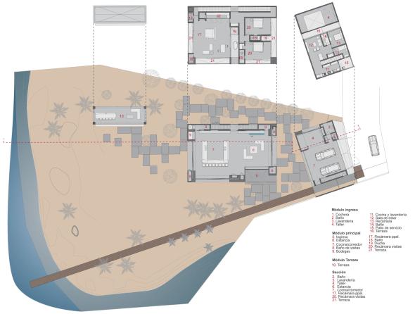 Casa Lujosa De Playa En Nayarit Noticias De Arquitectura