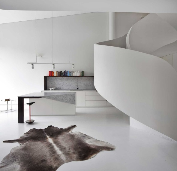 Loft estilo Guggenheim Bilbao