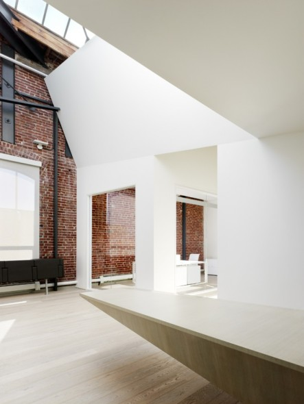 Moda arquitectónica en oficinas