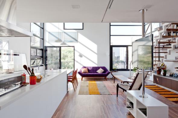 Plantas interiores con total libertad de diseño
