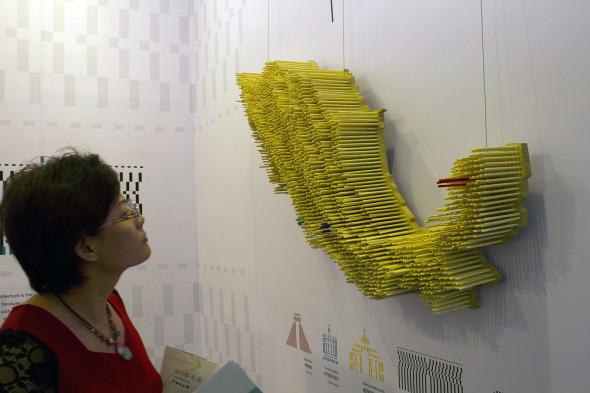 Sorprende arquitectura mexicana en 3D en Beijing