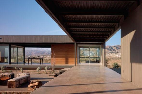Arquitectos dedicados a la prefabricación