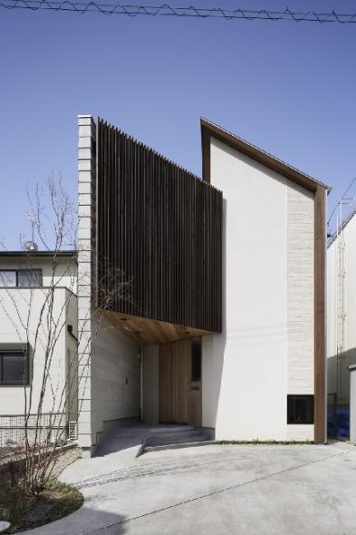 La moda de las casas en Japón