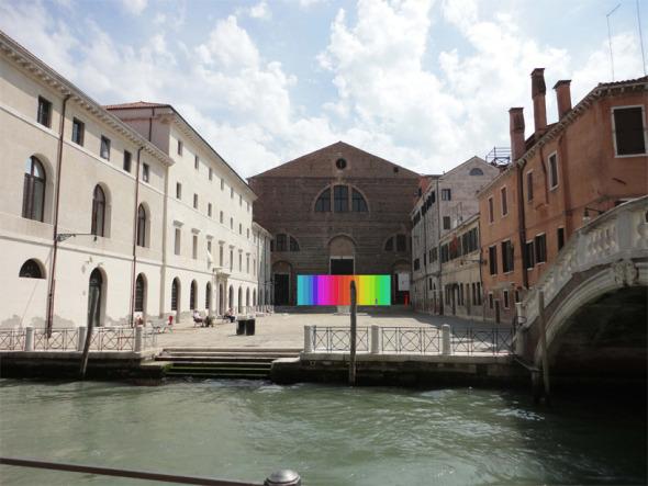 México representado en la Bienal de Arquitectura de Venecia