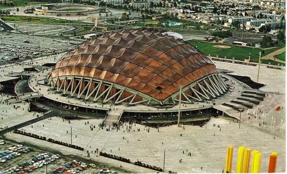 La herencia de española a la arquitectura mexicana