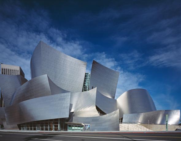 Frank Gehry el arquitecto artista