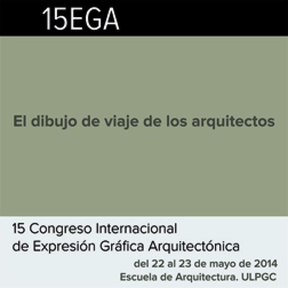 XV Congreso Internacional de Expresión Gráfica Arquitectónica