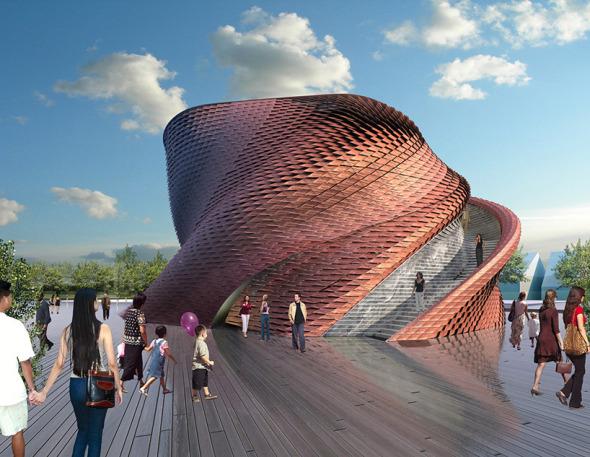 Daniel Libeskind diseña pabellón para la Expo Milán 2015