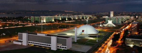El mundo curvo de Oscar Niemeyer. Los inicios de Brasilia