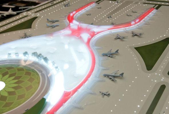 Norman Foster y Fernando Romero presentan propuesta para aeropuerto de México