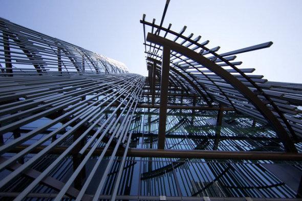 Edificio de consumo de energía más bajos en los EE.UU.