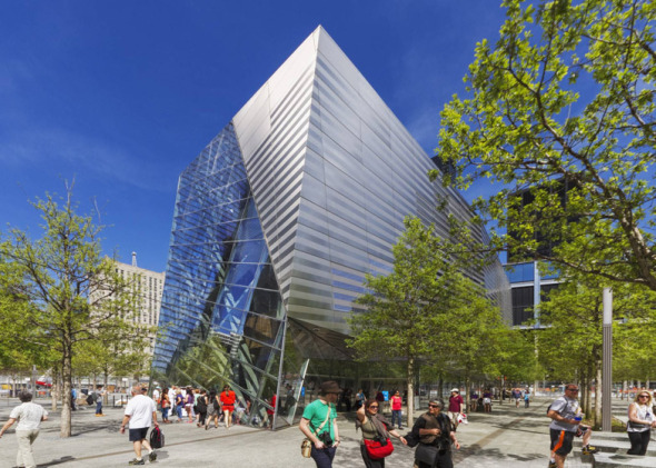 Museo conmemorativo del 11 de septiembre