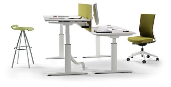 Mobility, la mesa de trabajo ideal para arquitectos