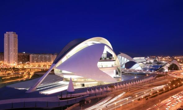 Las 10 mejores obras de santiago calatrava en el mundo - Arquitectos famosos espanoles ...