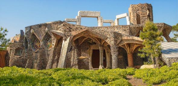 Colonia Güell de Antoni Gaudí, la primera ciudad satélite