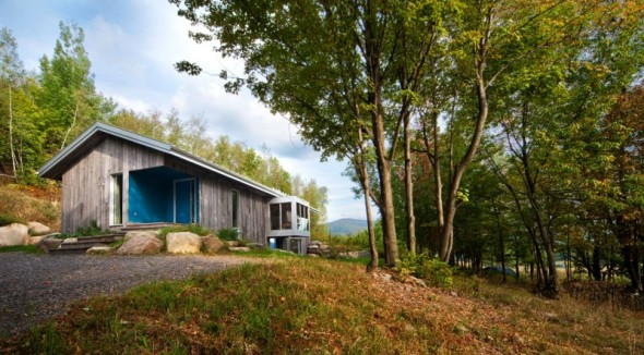 Evocando la arquitectura vernácula