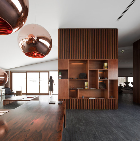 Diseño interior de hoteles