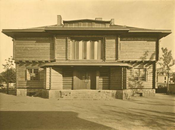 El primer gran proyecto de la Bauhaus