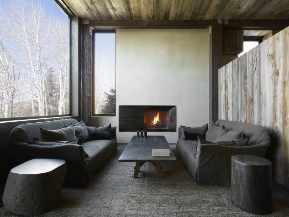 Casa rústica en Aspen