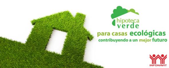 Adquiere una hipoteca verde