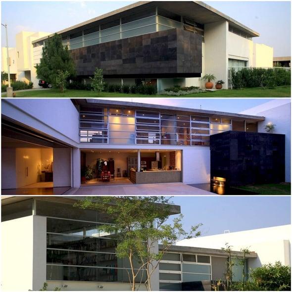Casa simple, económica y elegante