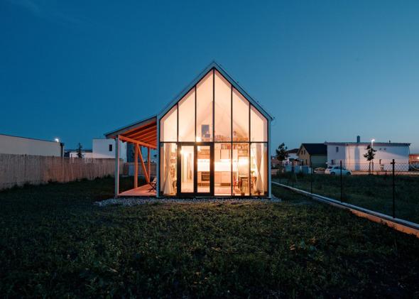 Una casa económica