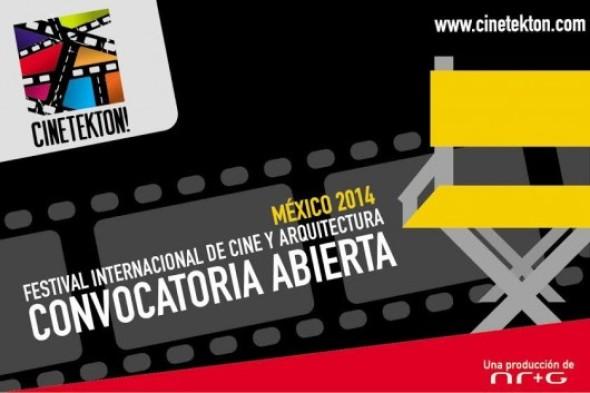 Cinetekton. Festival que conjuga la arquitectura y el cine