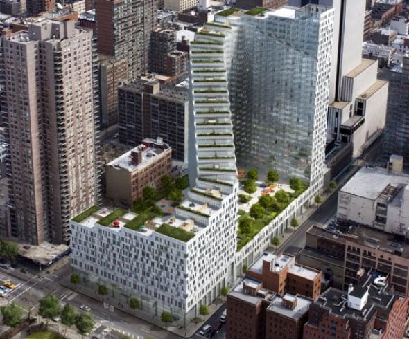 Renovar y reinventar la ciudad con arquitectura