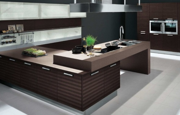 El diseño de la cocina moderna - Noticias de Arquitectura - Buscador ...