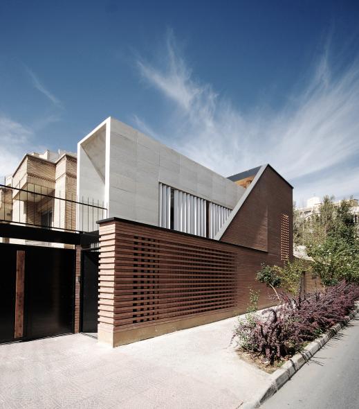 Arquitectura de hoy en Irán