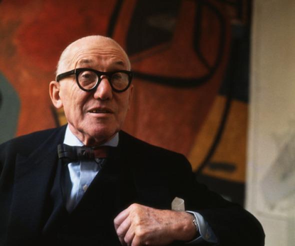 Le Corbusier. El Arquitecto de la Felicidad