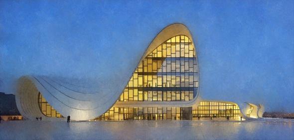 Edificio diseñado por Zaha Hadid gana Mejor Diseño del Año