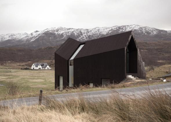 Una casa de origen neolítico