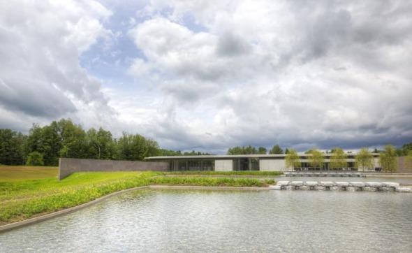 Tadao Ando termina su