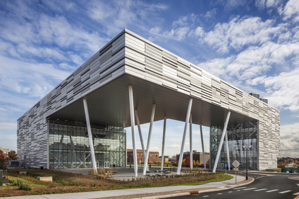 Rutgers Business School por TEN Arquitectos