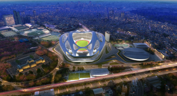 Zaha Hadid se rinde y acepta modificar estadio