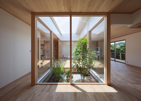La ampliación en la arquitectura