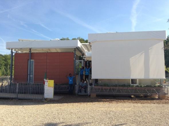 Gana proyecto de la UNAM primer lugar en el Decatlón Solar 2014
