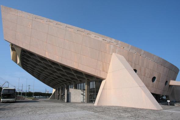 Los problemas por mantener un edificio diseñado por Kenzo Tange