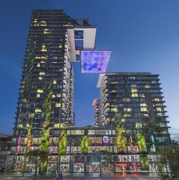 Mejores Edificios Altos del Mundo 2014
