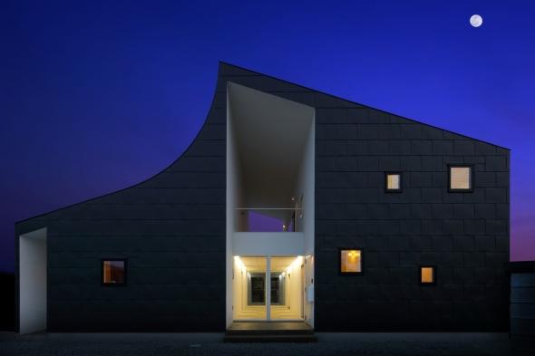 Dos casas bajo un mismo techo