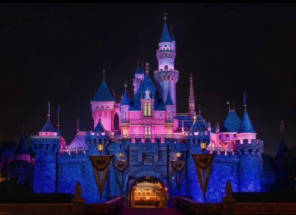 Disneyland a 59 años de su inauguración